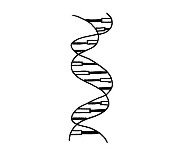 Research genes diagram